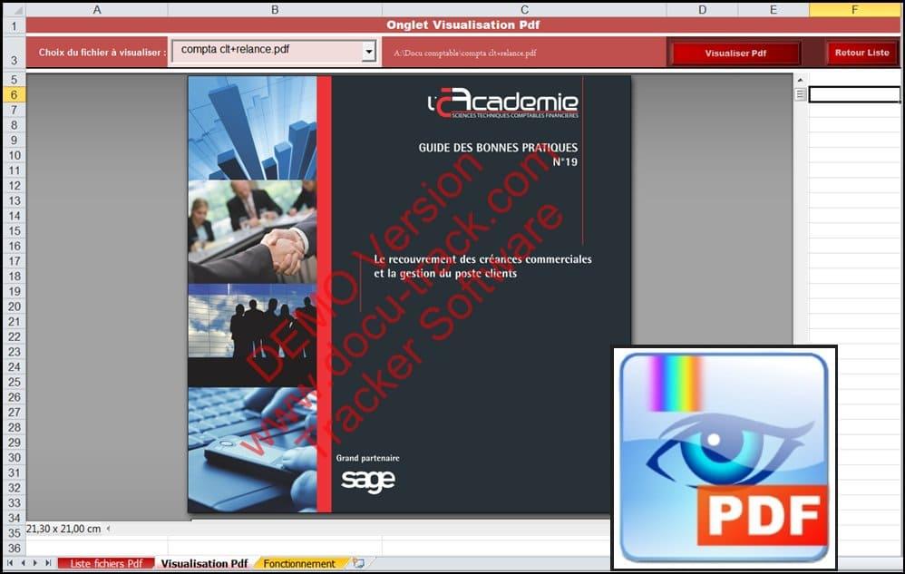visualisateur de pdf avec pdf xchange viewer