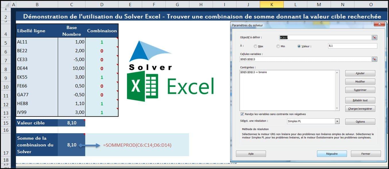 screen cours solveur