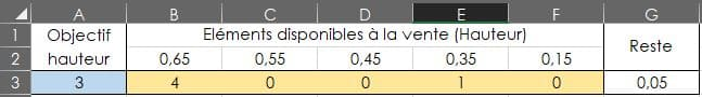 excel question